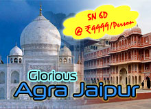 Honeymoon In Agra Jaipur